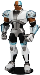 "Picture of Cyborg Teen Titans DC Multiverse 7"" Action Figure"