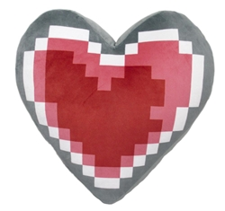 Picture of Legend of Zelda Heart Container Cushion