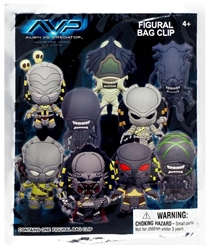 Picture of Alien vs Predator Figural Keychain Blind Bag