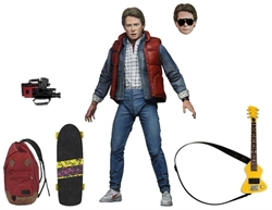 """Picture of Back to the Future Mary McFly Ultimate 7"""" Action Figure"""