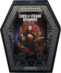 Picture of Dungeons and Dragons RPG Curse of Strah Revamped