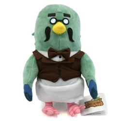 """Picture of Animal Crossing Brewster 7"""" Plush"""