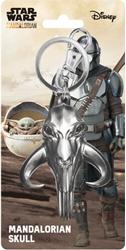 Picture of Mandalorian Skull Keychain