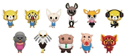 Picture of Aggretsuko Figural Keychain Blind Bag