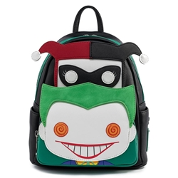 Picture of Harley and Joker Pop! Mini Backpack