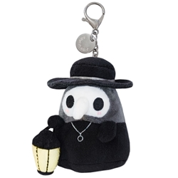 Picture of Plague Doctor Micro Squishable Plush