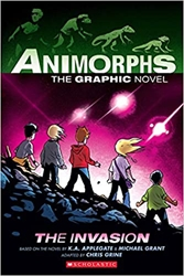 Picture of Animorphs Vol 01 HC Invasion