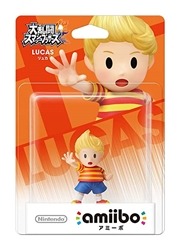 Picture of Nintendo Amiibo Super Smash Bros Lucas Japanese