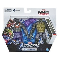 Picture of Hulk vs Abomination Marvel Gamerverse Action Figure 2-Pack