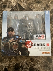 Picture of Gears 5 Marcus Fenix Vintag Armor Storm Collectables Gamestop Exclusive