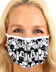 Picture of Disney Mickey Expressions Face Mask