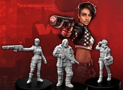 Picture of Cyberpunk Red RPG Edgerunners D