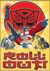 Picture of Transformers Autobots Group Magnet