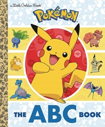 Picture of Pokemon The ABC Book Little Golden Book
