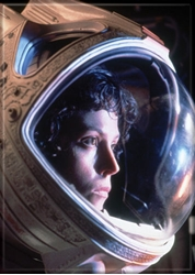 Picture of Alien Ripley Space Suit Magnet