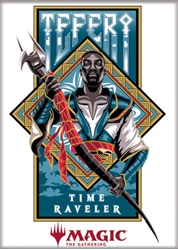 Picture of Magic the Gathering Teferi Magnet