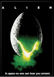 Picture of Alien Movie Poster Magnet