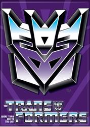 Picture of Transformers Decepticon Shield Magnet