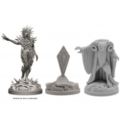 Picture of Dungeons and Dragons Auril the Frostmaiden Figure Set