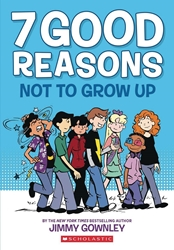 Picture of 7 Good Reasons Not To Grow Up HC
