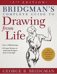 Picture of Bridgman's Complete Guide to Drawing from Life 5th Edition