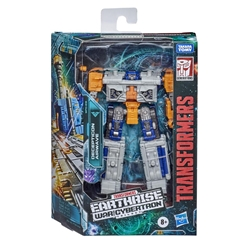 Picture of Transformers Earthrise War of Cybertron Trilogy Decepticon Airwave