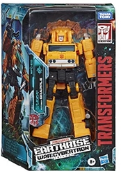 Picture of Transformers Autobot Grapple Earthrise War of Cybertron Trilogy