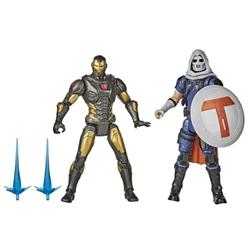 Picture of Iron Man vs Task Master Marvel Gamerverse Action Figure 2-Pack