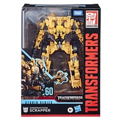 Picture of Transformers Studio Series Constructicon Skipjack