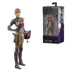 "Picture of Star Wars Sabine Wren 6"" Black Series Figure"