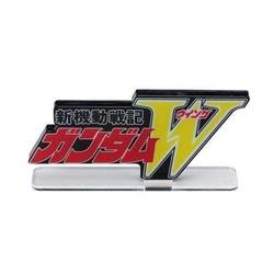 Picture of Gundam Wing Acryllic Logo Display EX