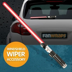 Picture of Star Wars Darth Vader Lightsaber Wiper Blade Accessory