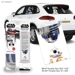 Picture of Star Wars Resistance Droids Passenger Series Window Decal