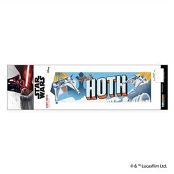Picture of Star Wars Visit Hoth Bumper Sticker