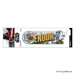 Picture of Star Wars Visit Endor Bumper Sticker
