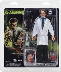Picture of Re-Animator Herbert West 8-Inch Clothed Action Figure