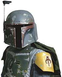 Picture of Star Wars Boba Fett Classic Passenger Series Window Decal