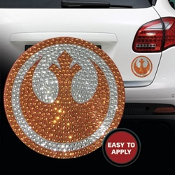 Picture of Star Wars Rebel Insignia Crystal Audo Decal