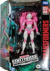 Picture of Transformers Earthrise War of Cybertron Trilogy Arcee Figure