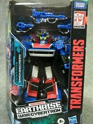 Picture of Transformers Earthrise War of Cybertron Trilogy Smokescreen Figure