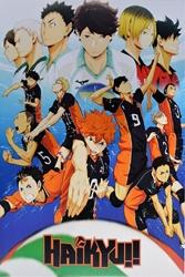"Picture of Haikyu!! 24""x36"" Poster"