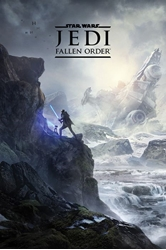 "Picture of Star Wars Jedi Fallen Order 24"" x 36"" Poster"