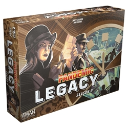 Picture of Pandemic Legacy Season 0 Board Game