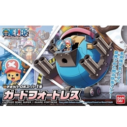 Picture of One Piece Chopper Robo Super 1 Guard Fortress Model Kit