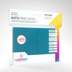 Picture of Matte Prime Card Sleeves 100 Count Blue
