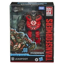Picture of Transformers Studio Series Leadfoot Figure