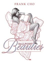 Picture of Frank Cho Ballpoint Beauties HC