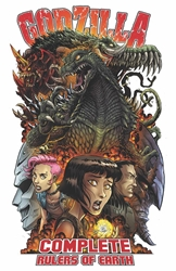 Picture of Godzilla Complete Rulers of Earth Vol 01 SC