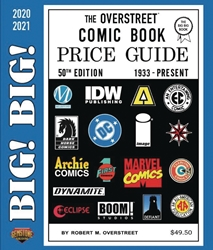 Picture of Big Big Overstreet Price Guide Vol 50 SC