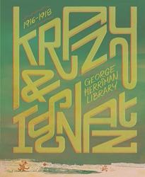 Picture of George Herriman Library Vol 01 HC Krazy and Ignatz 1916-1918